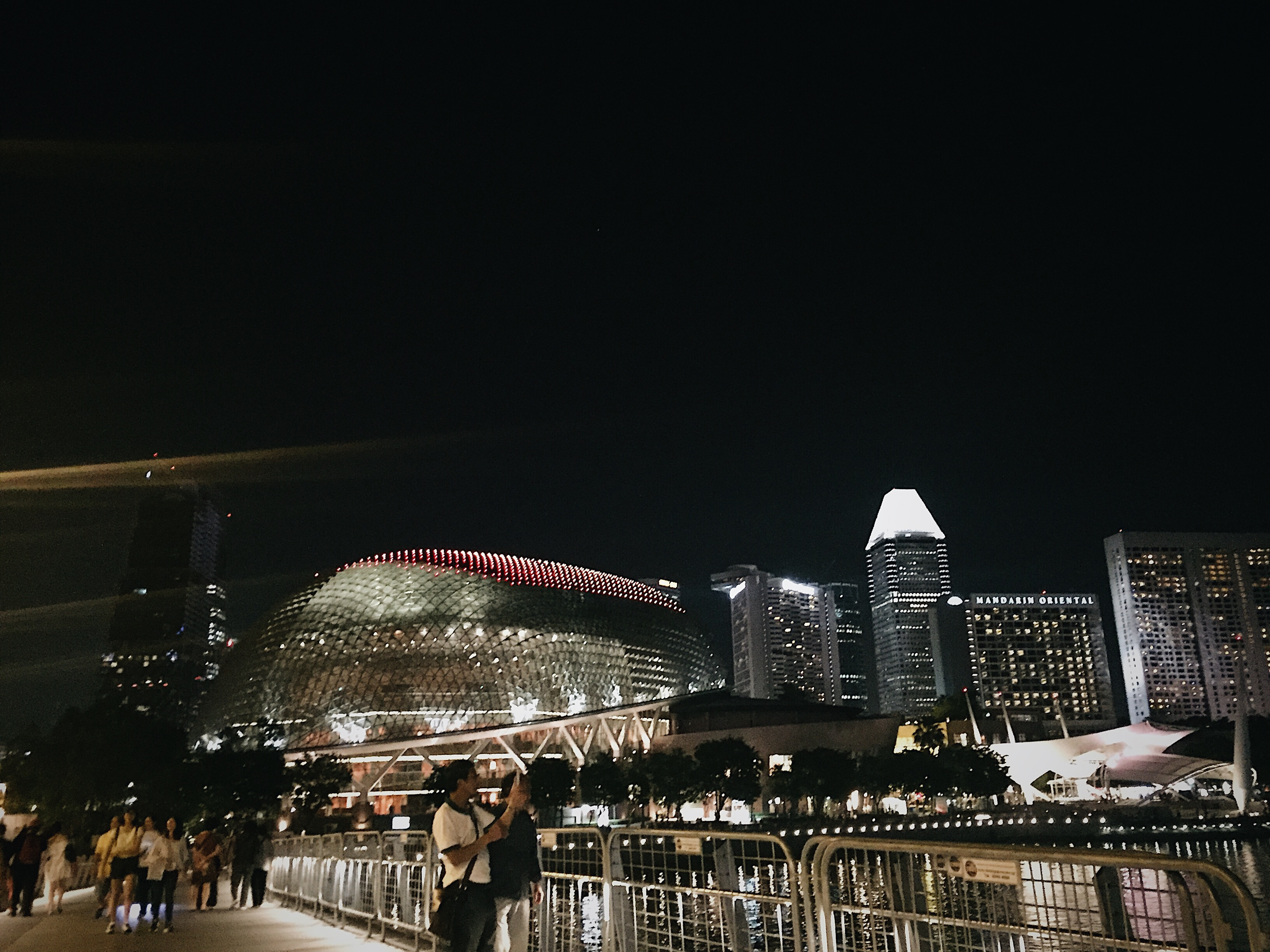 Esplanade Mall + Esplanade Bridge
